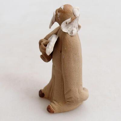 Ceramic figurine - Stick figure H27v - 2