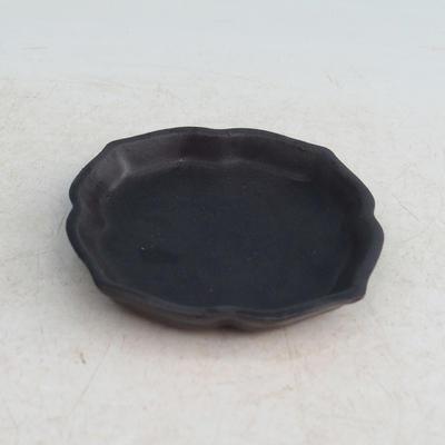 Bonsai tray H 95 - 7 x 7 x 1 cm, white - 7 x 7 x 1 cm - 2