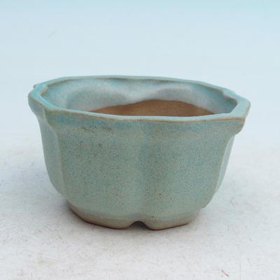 bonsai bowl and tray of water  H95, green - 2