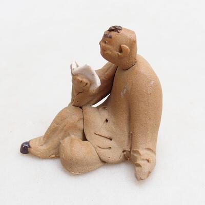 Ceramic figurine - Stick figure I3 - 2