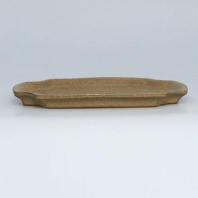 Bonsai tray H 01 - 11,5 x 8,5 x 1 cm - 2