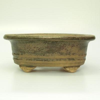 Bonsai ceramic bowl CEJ 23 - 2
