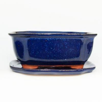 bonsai bowl and tray of water H 31 - 2