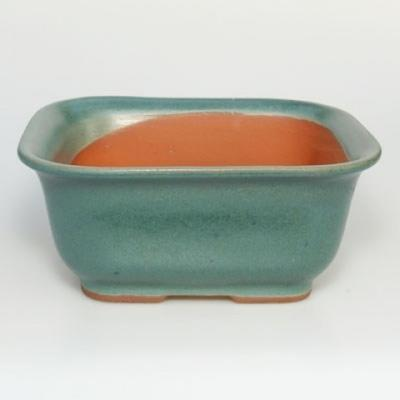 Ceramic bonsai bowl H 36 - 17 x 15 x 8 cm - 2