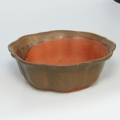 Bonsai ceramic bowl H 06 - 2