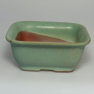 Bonsai bowl H38 - bowl 12 x 10 x 5,5 cm, bowl 12 x 10 x 1 cm - 2
