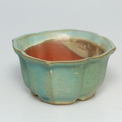 Ceramic bonsai bowl H 95 - 7 x 7 x 4,5 cm - 2
