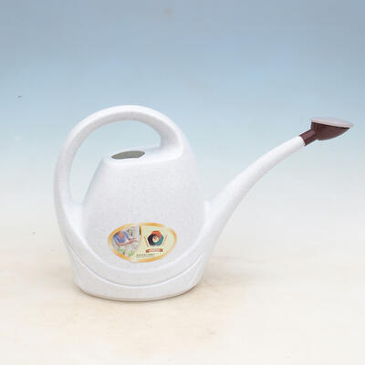 Plastic watering can 3 liters - 2