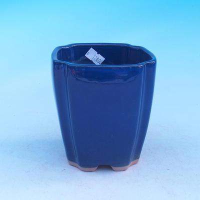 Ceramic bonsai bowl - cascade - 2