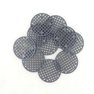 Mesh to cover the opening of the bowls 50 pcs - 2