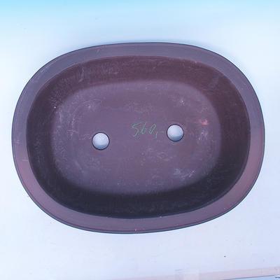 Bonsai bowl 44 x 34 x 14 cm - 3