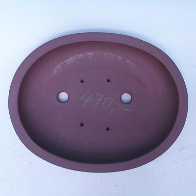 Bonsai bowl 34 x 26 x 7 cm - 3