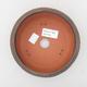 Ceramic bonsai bowl 15 x 15 x 6 cm, color cracked - 3/4