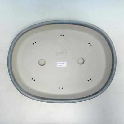 Bonsai bowl 40.5 x 31 x 8 cm, color gray - 3