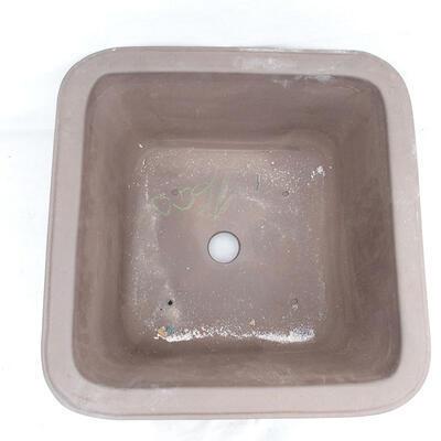 Bonsai bowl 60 x 60 x 33 cm, gray color - 3