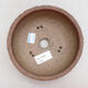 Ceramic bonsai bowl 14.5 x 14.5 x 6.5 cm, color cracked - 3/3