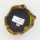 Ceramic shell 6.5 x 7 x 6 cm, color yellow - 3/3
