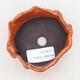 Ceramic shell 7 x 6.5 x 5 cm, color orange - 3/3