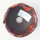 Ceramic shell 7 x 7 x 4.5 cm, color orange - 3/3