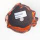 Ceramic shell 7 x 6.5 x 6 cm, color orange - 3/3