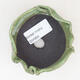 Ceramic shell 7 x 7 x 5 cm, color green - 3/3