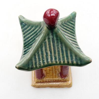 Ceramic figurine - Gazebo A17b - 3