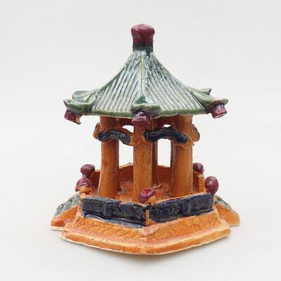 Ceramic figurine - Gazebo A37b - 3