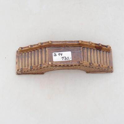 Ceramic figurine - Bridge B14-1 - 3