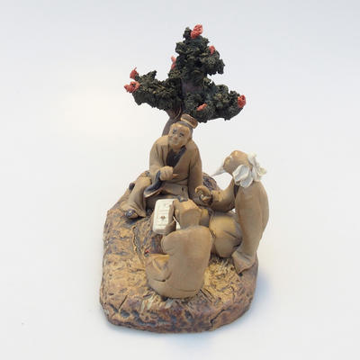 Ceramic figurine - Bonsajista - 3