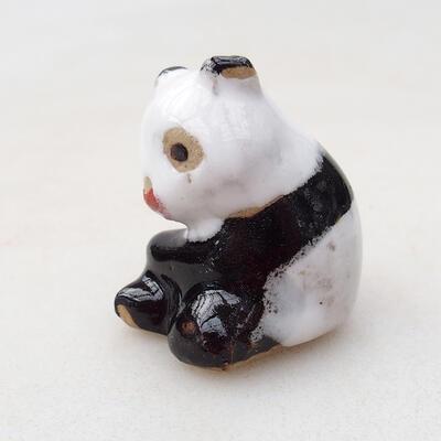Ceramic figurine - Panda D25-4 - 3