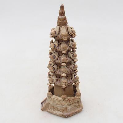 Ceramic figurine - Pagoda F9 - 3