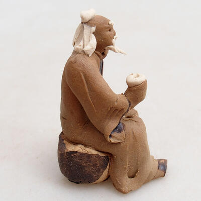 Ceramic figurine - Stick figure H0-1 - 3