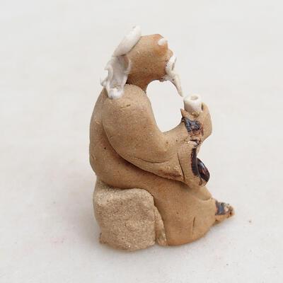 Ceramic figurine - Stick figure H25 - 3