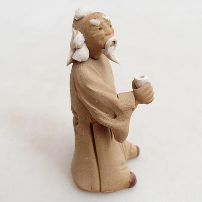 Ceramic figurine - Stick figure H27p - 3