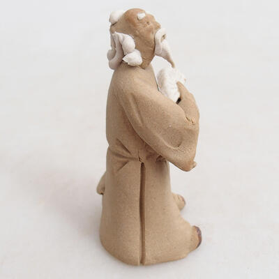 Ceramic figurine - Stick figure H27v - 3