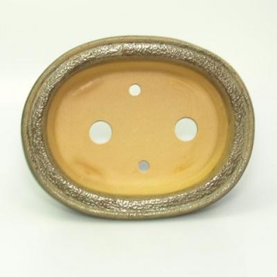 Bonsai ceramic bowl CEJ 23 - 3