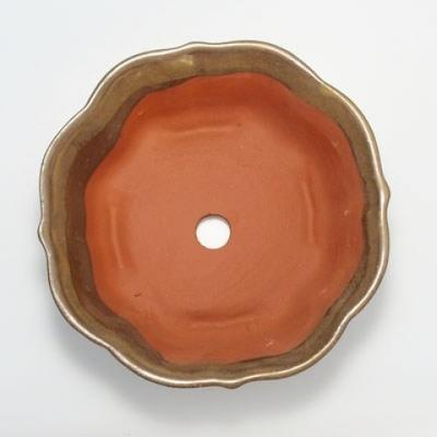 Bonsai ceramic bowl H 06 - 3