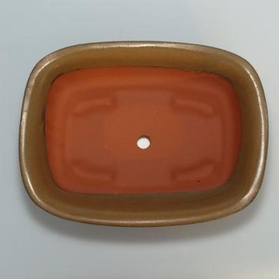 Ceramic bonsai bowl H 10 - 37 x 27 x 10 cm - 3