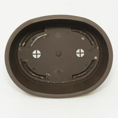 Bonsai plastic bowl MP-4 oval - 3