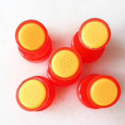 Bonsai sprinkler for PET bottle 5pcs - 3