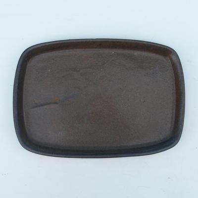 Bonsai bowl tray H10 - bowl 37 x 27 x 10 cm, tray 34 x 23 x 2 cm - 3