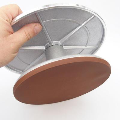 Aluminum turntable Profi 23x9,5 cm - 3