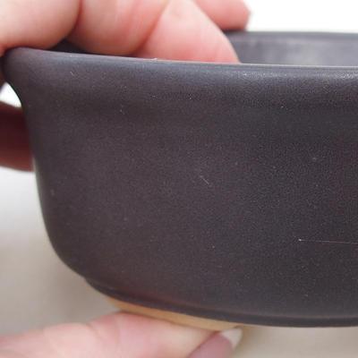 Bonsai bowl tray of water H05 + - 4