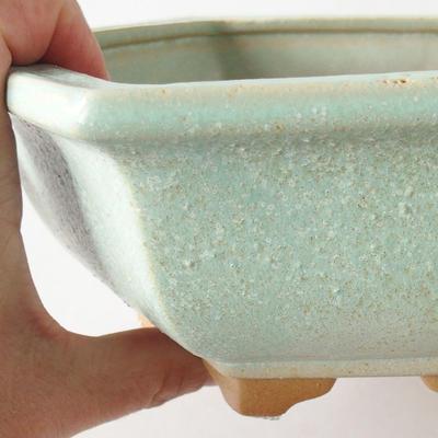 Bonsai bowl + saucer H 57 - bowl 19 x 18 x 7.5 m, saucer 19 x 18 x 1.5 cm - 4