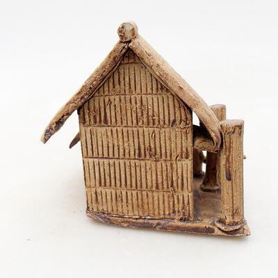 Ceramic figurine - Shack F27 - 4
