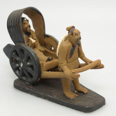 Ceramic figurines FG-20 - 4