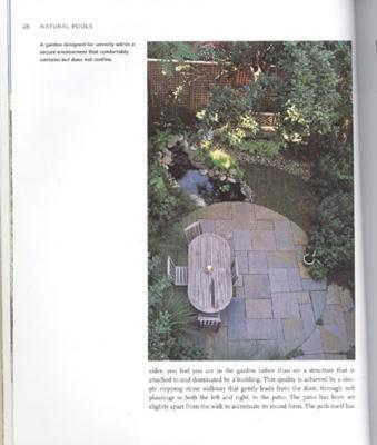 Water features for small gardens - 4