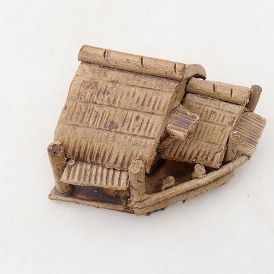 Ceramic figurine - Shack F28 - 5