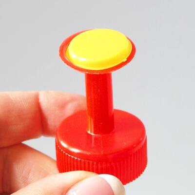 Bonsai sprinkler for PET bottle 50pcs - 5